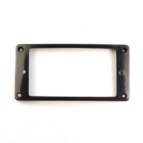HUMBUCKER MOUNTING RING HIGH ARCH BLACK